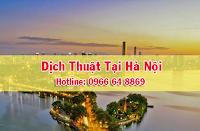 dich thuat tai ha noi 1 - Dịch Thuật Tiếng Anh Tại Hà Nội